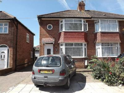 Orchard Grove, Burnt Oak, HA8 - Patio