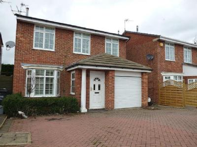 Orchard Way, Syston, LE7 - Patio