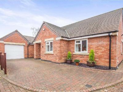 Paddock Close, Blaby, Le8 - Modern