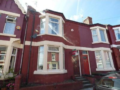 Park Road, Tranmere, CH42 - Terraced