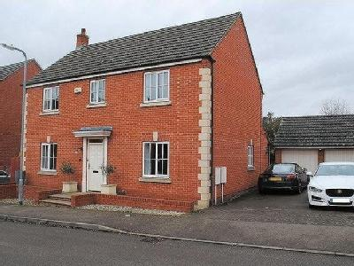 House for sale, Peck Way, NN10