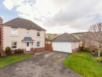 South Parks, Peebles Eh45 - Garden