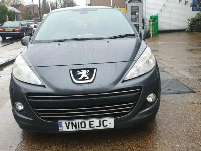 Used Peugeot 207 Cars For Sale In The Uk Nestoria Cars