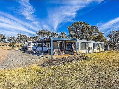 274 Back Creek Road, Gundaroo, NSW, 2620