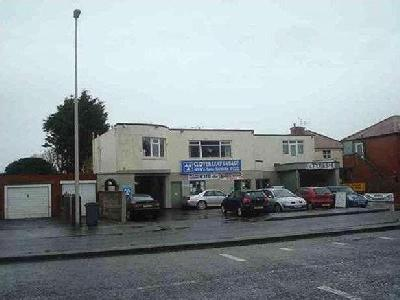 Squires Gate Lane, Blackpool, FY4