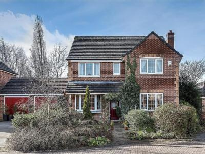 Pymont Grove, Woodlesford, LS26
