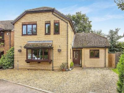 Rectory Leys, Offord D'arcy, PE19
