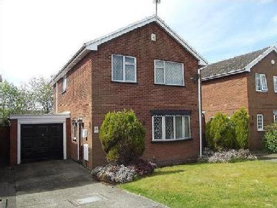 Redwood Avenue, Maghull, L31 - Garden