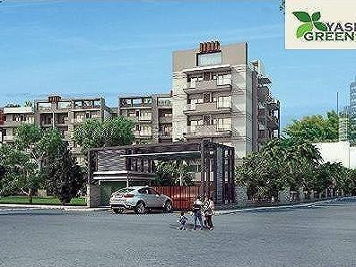 2 BHK Flat for sale, Yash greens