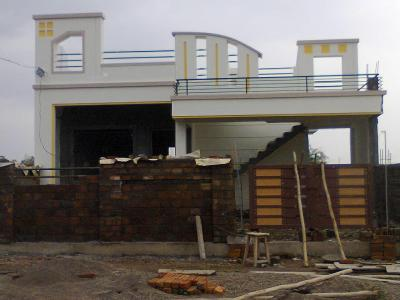 Project - Independent House, House