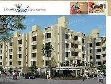 Flat for sale, Satyamev Royal - Lift