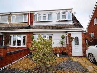 Forsyte Road, Adderley Green, Stoke-on-trent St3