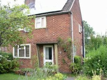 Brook Close, Alfreton DE55 - Garden