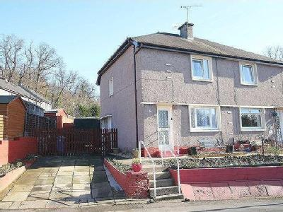 Woodside Road, Alloa, Fk10 - Garden