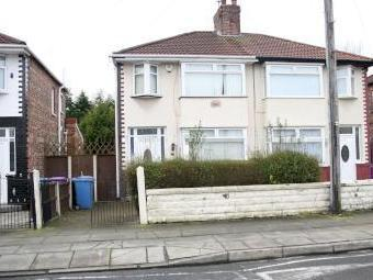 Hilary Road, Anfield, Liverpool L4