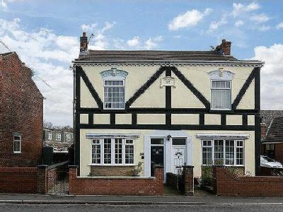 Spindle Hillock, Ashton-in-makerfield, WN4