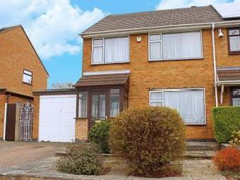 Quorn Way, Binley, Coventry Cv3