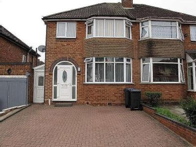 Brays Road, Birmingham, B26 - Patio