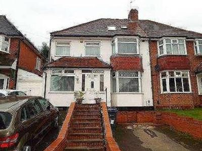 Colebourne Road, Birmingham, West Midlands, B13