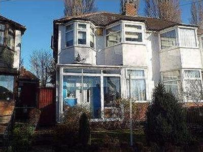 Winterton Road, Birmingham, West Midlands, B44