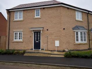 Barrowcliff Way, Blaby, Leicester Le8