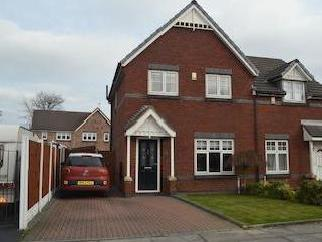 Barberry Crescent, Bootle L30 - Patio