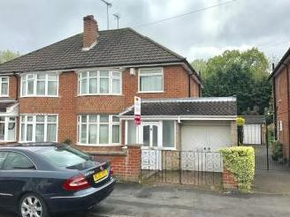 Westover Road, Braunstone, Leicester LE3