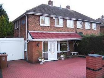 Commonside, Brownhills, Walsall Ws8
