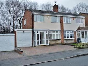 Rose Drive, Clayhanger, Walsall Ws8