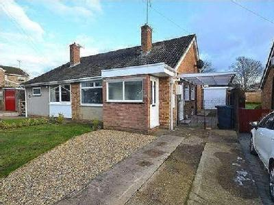 Harrow Way, Northampton, Nn2 - Garden