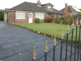 Ormskirk Road, Upholland Wn8 - Garden
