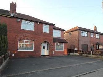 Omer Drive, Burnage, Manchester M19