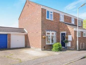 Peggotty Close, Chelmsford CM1