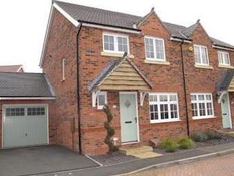 Kent Way, Church Gresley, Swadlincote, Derbyshire De11