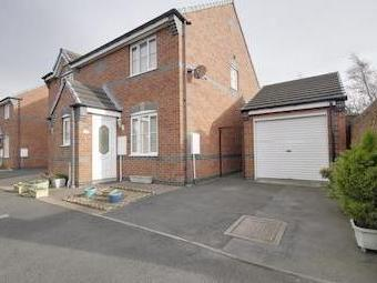 Meadow Rise, Consett Dh8 - Detached