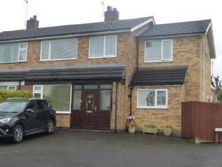 Hill View Drive, Cosby, Leicester LE9