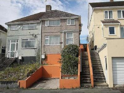 Bridwell Road, Plymouth, PL5 - Garden