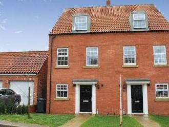 Low Medstone Drive, Easingwold, York Yo61