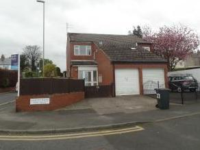 North Road, East Boldon NE36 - Garden