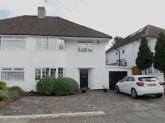 Mill Ridge, Edgware Ha8 - Garden