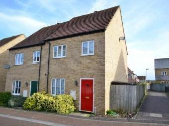Brooke Grove, Ely CB6 - Semi-Detached