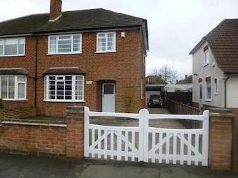 Treaty Road, Glenfield, Leicester. LE3