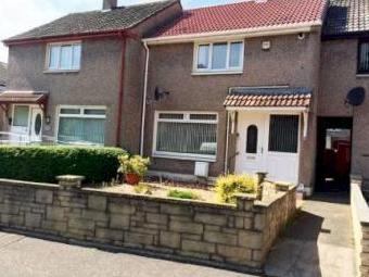 Scott Road, Glenrothes Ky6 - Garden