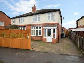 Harrowby Lane, Grantham, Lincolnshire Ng31