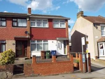 Chadwell Road, Grays RM17 - Garden