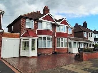 Yateley Avenue, Great Barr B42