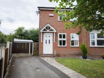 Blackthorn Close, Hasland, Chesterfield S41