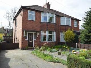 Meadow Bank, Heaton Norris, Stockport, Greater Manchester Sk4