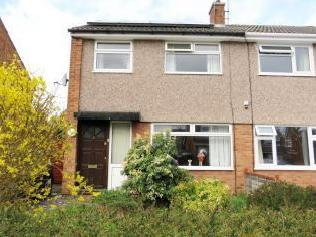Exmoor Close, Irby, Wirral CH61