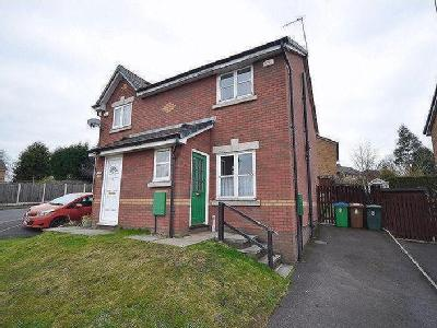 Langholme Way, Heywood, Ol10 - Garden